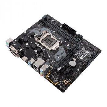 Мат. плата MB Asus PRIME H310M-R R2.0 (iH310/s1151/2xDDR4 2666MHz/1xPCIe x16/1xPCIe x1/4xSATA3/Glan/2xUSB3.1/2xUSB2.0/DVI, D-Sub, HDMI/Audio 8ch/mATX)