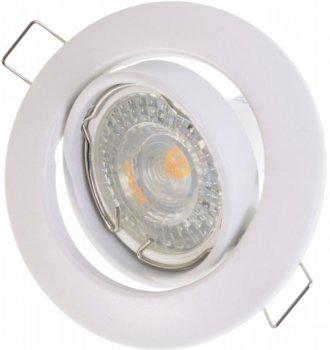 Точковий світильник Brille HDL-DT 23 WH (36-313)