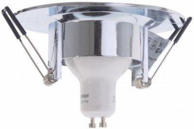 Точковий світильник Brille HDL-DS 34 CH (36-321)