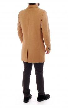 Пальто чоловіче Scotch & Soda пісочний 101344-16-FWMM-A10