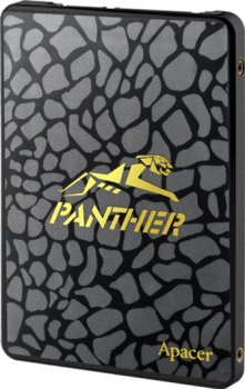 """Apacer AS340 Panther 120GB 2.5"""" SATAIII TLC BULK (AP120GAS340G)"""
