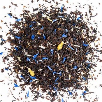 Чай черный пакетированный Wital Blueberry Elderberry 17 x 2.5 г (4260498280223)