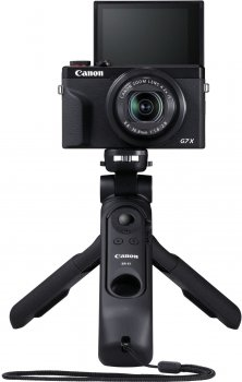Фотоапарат Canon Powershot G7 X Mark III Black Vlogger Kit RUK (3637C029) Офіційна гарантія!