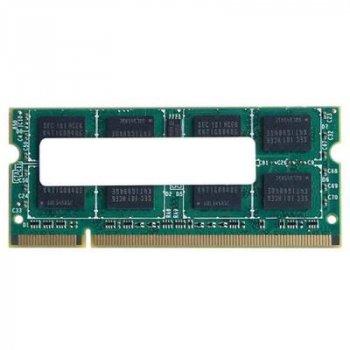 Модуль пам'яті для ноутбука SoDIMM DDR2 4GB 800MHz Golden Memory (GM800D2S6/4)