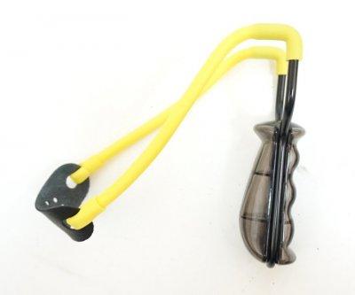 Рогатка Man Kung MK-T5 ц:черный/желтый. 1000077