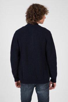 Мужской темно-синий кардиган DONY Pepe Jeans PM701949