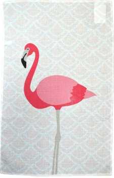 Полотенце Home Line Фламинго 35х61 (2600001413137)