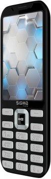 Мобільний телефон Sigma mobile X-style 35 Screen Black