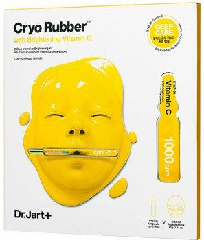 Альгинатная маска Dr.Jart+ Cryo Rubber Mask with Brightening Vitamin C осветляющая 44 г (8809642714519)