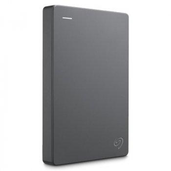 """Накопичувач зовнішній 2.5"""" USB 2.0 TB Seagate Bacis Black (STJL2000400)"""