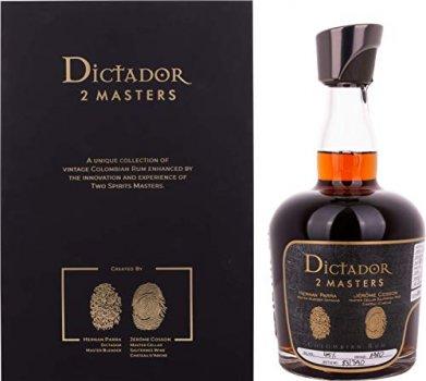 Ром Dictador 2 Masters Chateau d'Arche 1980 0.7 л 45% (250011108657_5902670843640)