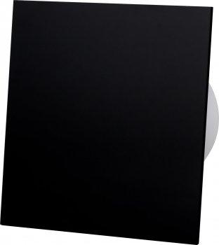 Панель AIRROXY 01-162 для вытяжных вентиляторов dRim 100/125 Black Plexi