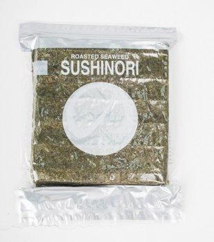 Водоросли Нори SUSHINORI (Silver) 50 листов