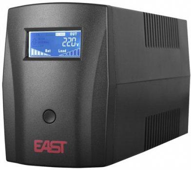 EAST EA-850U LCD Schuko