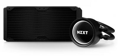 Система рідинного охолодження NZXT Kraken X53 — 240 мм AIOLiquid Cooler with RGB LED (RL-KRX53-01)