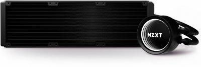 Система рідинного охолодження NZXT Kraken X73 — 360 мм AIOLiquid Cooler with RGB LED (RL-KRX73-01)