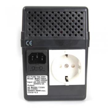 Пристрій безперебійного живлення Powercom BNT-600A Schuko Black Knight Pro