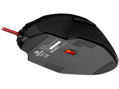 Мышь Redragon Tiger 2 USB Black (77637)