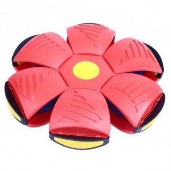 Летающый м'яч трансформер Phlat Red Ball Plus (dm2830)