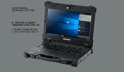 Ноутбук Durabook Z14I