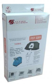 Багаторазовий мішок Filter Systems FST 2201 для пилососів THOMAS
