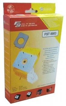 УНІВЕРСАЛЬНИЙ багаторазовий мішок Filter Systems FST 0003 майже для всіх пилососів