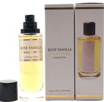 Парфюмированная вода для женщин Мораль Парфюм Rose Vanilla версия Mancera Roses Vanille 30 мл (3756754983195)