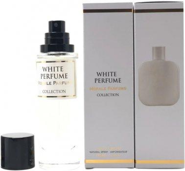 Парфюмированная вода для мужчин Мораль Парфюм White Parfume версия Lacoste Eau De L.12.12 Blanc 30 мл (3755754983198)