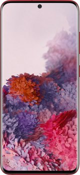 Мобільний телефон Samsung Galaxy S20 8/128GB Aura Red (SM-G980FZRDSEK)