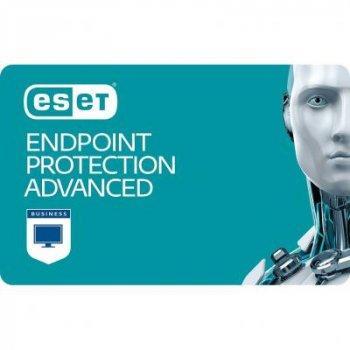 Антивірус ESET Endpoint protection advanced 5 ПК ліцензія на 2year Business (EEPA_5_2_B)