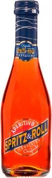 Вино ігристе Novellina Spritz&Roll рожеве солодке 0.2 л 8% (4058387003028)