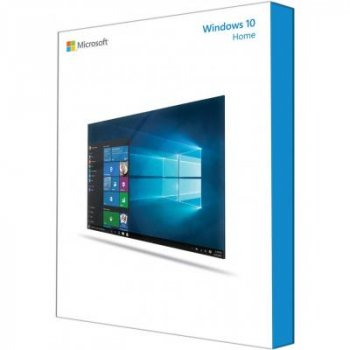 Операційна система Microsoft Windows 10 Home, 32-bit/64-bit English USB P2 (HAJ-00054)