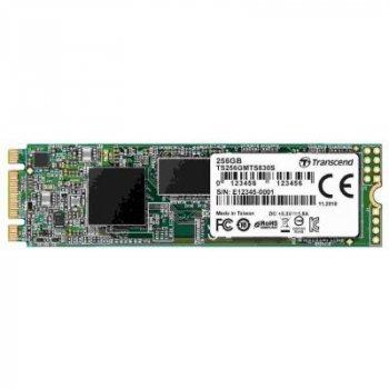 Накопитель SSD M.2 2280 256GB Transcend (TS256GMTS830S)