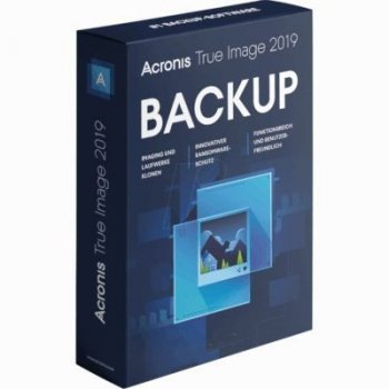 Acronis True Image Premium Subscription 3 Computers + 1 TB Acronis Cloud Storage - 1 year subscription