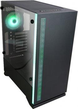 Корпус Zalman S5 Black Tempered Glass