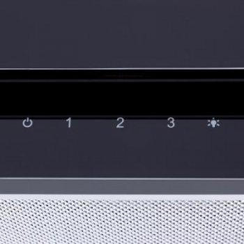 Вытяжка кухонная MINOLA HVS 6732 BL 1100 LED