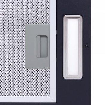 Вытяжка кухонная MINOLA HDN 6444 BL 800 LED