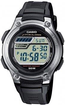 Наручний чоловічий годинник Casio W-212H-1AVEF