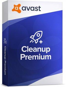 Антивірус Avast Cleanup Premium 3 ПК на 3 роки (електронна ліцензія) (AVAST-CP-3-3Y)