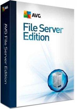 Антивірус AVG File Server 5-19 ПК на 2 роки (електронна ліцензія) (AVG-FS-(5-19)-2Y)