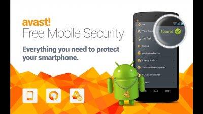 Антивірус Avast Mobile Security Premium 1 пристрій на 1 рік (електронна ліцензія) (AVAST-MSP-1-1Y)