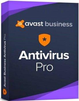 Антивірус Avast Business Antivirus Pro 5-19 ПК на 3 роки (електронна ліцензія) (AVAST-BAP-(5-19)-3Y)