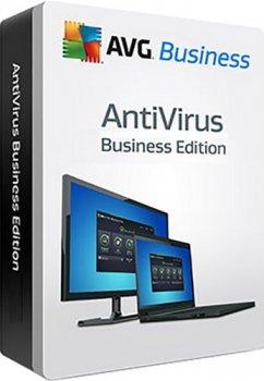 Антивірус AVG Internet Security Business Edition 1-4 ПК на 2 роки (електронна ліцензія) (AVG-ISBE-(1-4)-2Y)