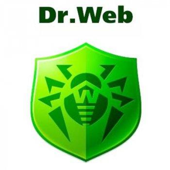 Антивірус Dr. Web Security Space + Компл. захист 3 ПК 2 роки ел. ліц. (LHW-BK-24M-3-A3)