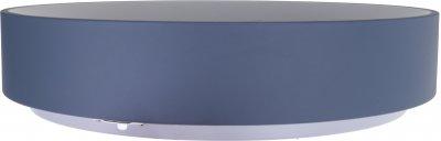 Світильник настінно-стельовий Brille WBL-27C/36Wx2 GY (23-845)