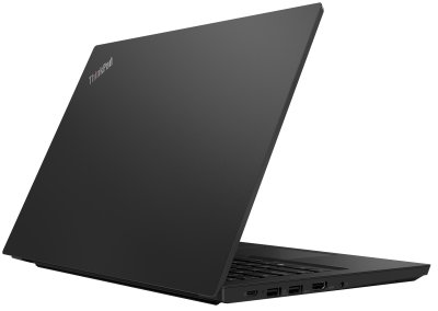 Ноутбук Lenovo ThinkPad E14 (20RA000WRT) Black