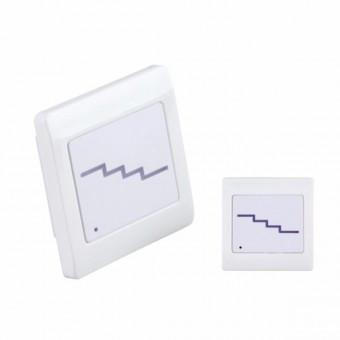 """Світильник Horoz Electric сходовий LED """"QUARTZ"""" 2W (з датчиком)"""