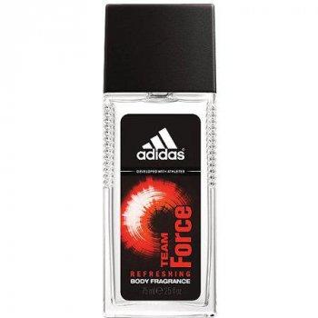 Спрей для тіла освіжаючий чоловічий Adidas Team Force 75 мл