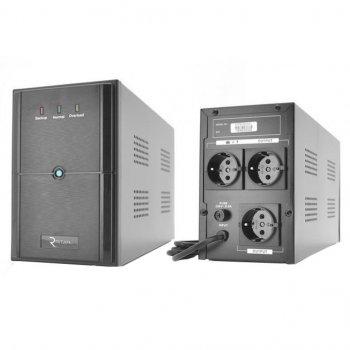 Пристрій безперебійного живлення Ritar E-RTM1200 (720W) ELF-L (E-RTM1200L)