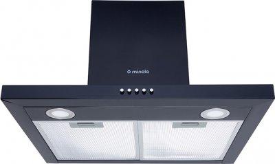 Вытяжка MINOLA Slim T 6712 BL 1100 LED